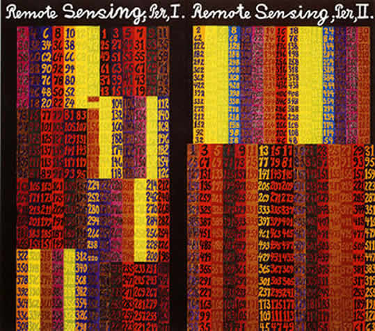 Alfred jensen remote sensing per i amp ii