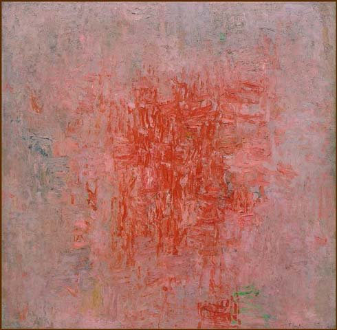 Philip Guston, Zone, 1953-54